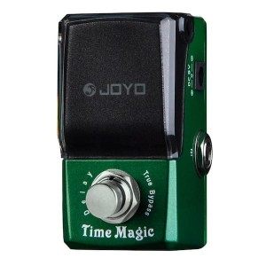 Joyo Ironman JF-304 Time Magic Delay Pedal