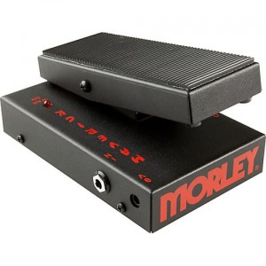 Morley MSW Maverick Mini Switchless Wah