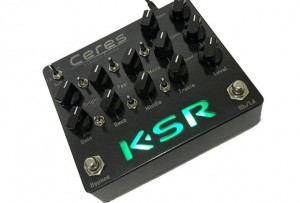 KSR Ceres 3 Channel Preamp Pedal