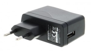 Zoom AD17 (For R-8 / H -1) AC Adaptor