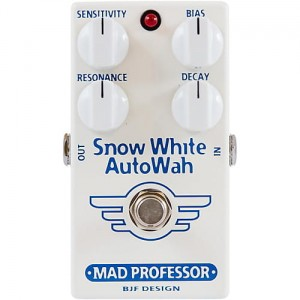 Mad Professor Snow White Auto Wah (Factory Pedal)