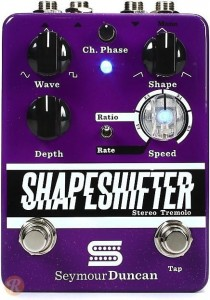 Seymour Duncan Shape Shifter Hi-Def Stereo Tremolo Pedal