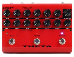 ISP Technologies Theta Preamp Pedal