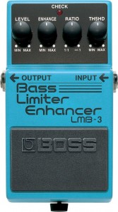 Boss LMB-3 Bass Limiter/Enhancer Pedal (Incl. 1 Year Warranty)