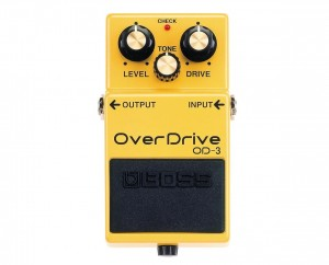 B0SS OD-3 Overdrive Pedal