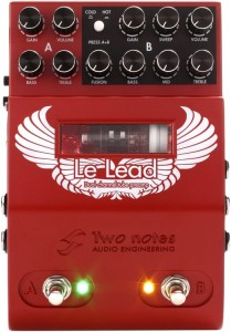 Two Notes Le Lead Tube Preamp (Dual Channel) Pedal