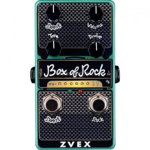 ZVEX Vertical Box of Rock Distortion Pedal