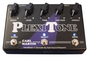 Carl Martin PlexiTone Overdrive/Distortion Pedal