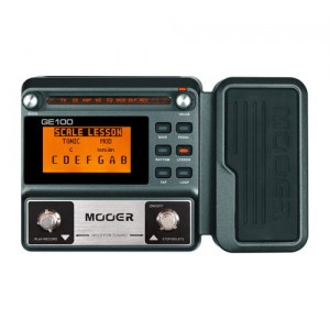 Mooer GE100 Guitar Multi-Effects Processor