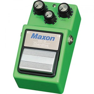 Maxon OD9 Overdrive Pedal