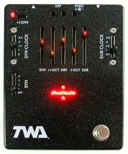 TWA GREAT DIVIDE 2.0 - ANALOG SYNTH OCTAVER
