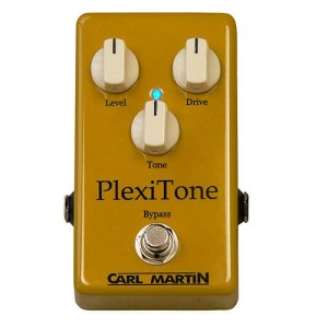 Carl Martin Single Channel PlexiTone Overdrive Pedal