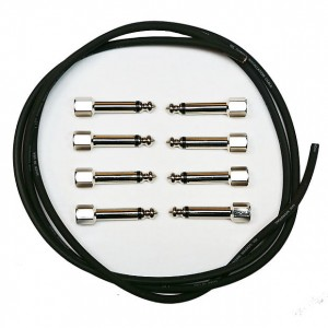 Evidence Audio SIS Solderless Kit 8 Plugs 5 ft of Monorail