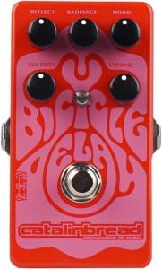Catalinbread BICYCLE DELAY Mood Enhancing Effect Pedal