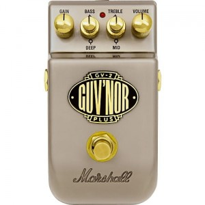 Marshall GV2 Guv'nor Plus Overdrive Pedal
