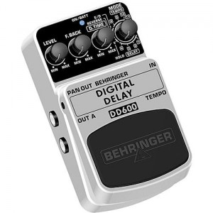 Behringer Digital Delay DD600 Pedal