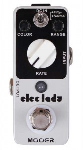 Mooer Eleclady Flanger Pedal