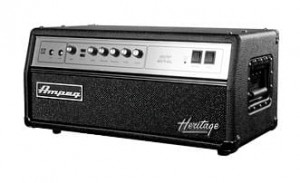 Ampeg Heritage Series SVT-CL 300W Bass Amp Head