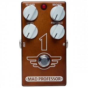 Mad Professor 1 Distortion Reverb (Factory Pedal)