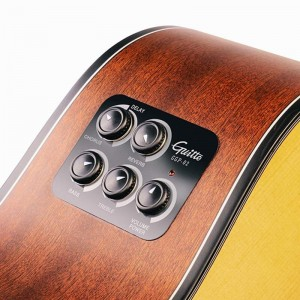 Guitto GGP-02 Trans-Acoustic Guitar Resonance Pickup
