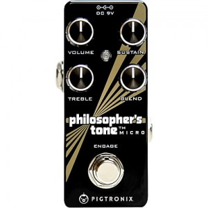Pigtronix Philosopher's Tone Micro Pedal