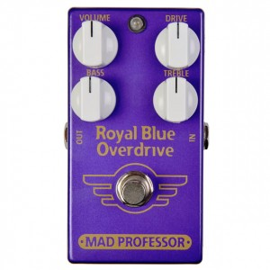 Mad Professor Royal Blue Overdrive Pedal