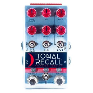Chase Bliss Audio Tonal Recall (Red Knob) Analog Delay Pedal