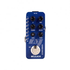 Mooer A7 Ambiance Reverb Pedal