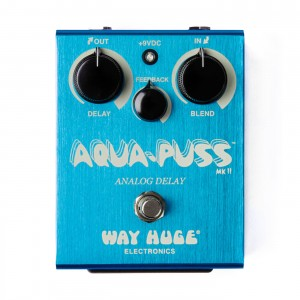 Way Huge WHE701 Aqua Puss MkII Analog Delay Pedal