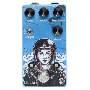 Walrus Audio Lillian Multi-Stage Analog Phaser Pedal