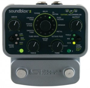 Source Audio SoundBlox 2 OFD Guitar Micro Modeler Pedal