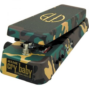Dunlop DB01 Dimebag Signature Cry Baby Wah Pedal