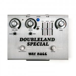 Way Huge WHE212 Doubleland Special Limited Edition Overdrive Pedal
