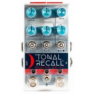 Chase Bliss Audio Tonal Recall (Blue Knob) Analog Delay Pedal