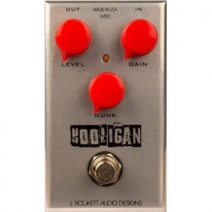 J. Rockett The Hooligan Fuzz Pedal