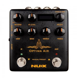 NUX NAI-5 Optima Air Acoustic Preamp/DI w/ IR Loader