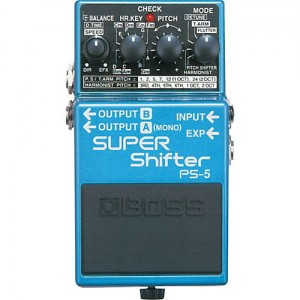 BOSS PS5 Super Shifter Pedal