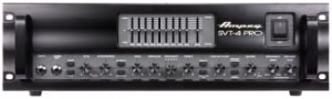 Ampeg SVT-4PRO 1200W Tube Bass Head