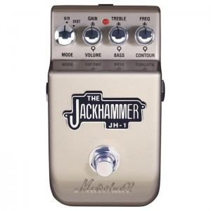 Marshall JH1 Jackhammer Ultra Gain Overdrive/Distortion Pedal