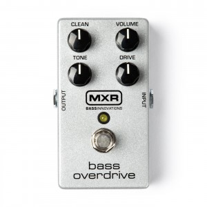 MXR M89 Bass Overdrive Analog Pedal