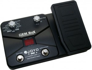 Mooer Gem Box Guitar Multi Effects Processor