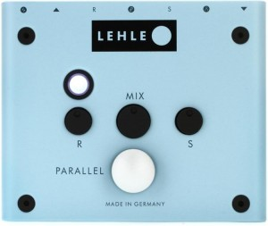Lehle Parallel SW II Effects Looper & Stereo Mixer