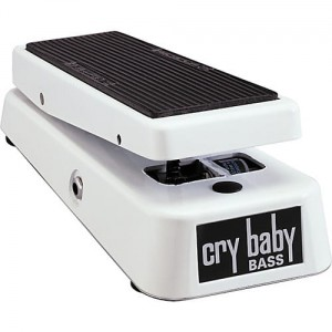 Dunlop 105Q Cry Baby® Bass Wah Pedal