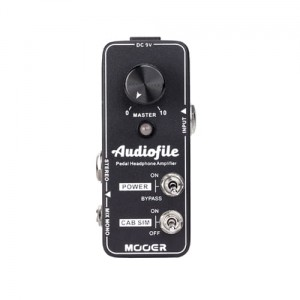 Mooer Audiofile Headphone Amp Pedal