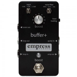 Empress Effects Buffer+ Analog I/O Interface Pedal