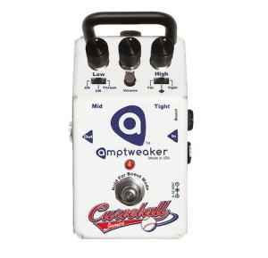 Amptweaker Curveball Jr EQ & Boost Pedal