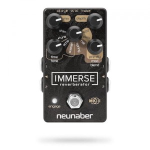 Neunaber Immerse Reverberator MKII Reverb Pedal