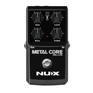 NUX Metal Core Deluxe Distortion Pedal