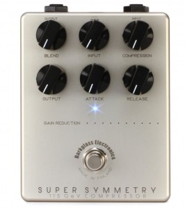 Darkglass Electronics Super Symmetry Bass Compressor Pedal