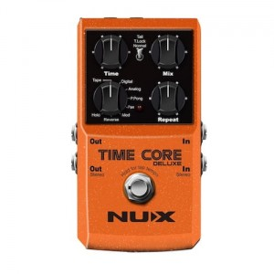 NUX Time Core Deluxe Multi-Delay Pedal